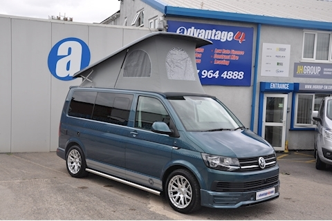 Volkswagen Transporter T30 Danbury Surf Double