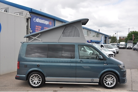 Transporter T30 Danbury Surf Double 2.0 Campervan Manual Diesel