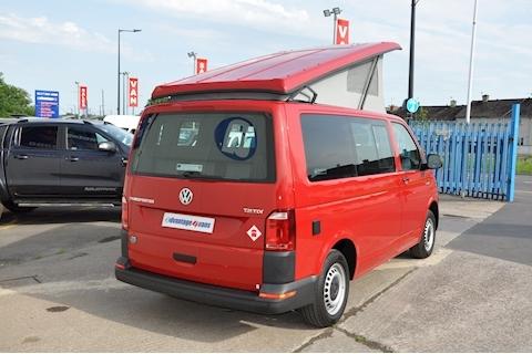 Transporter T30 Danbury T6 Trail 2.0 Campervan Manual Diesel