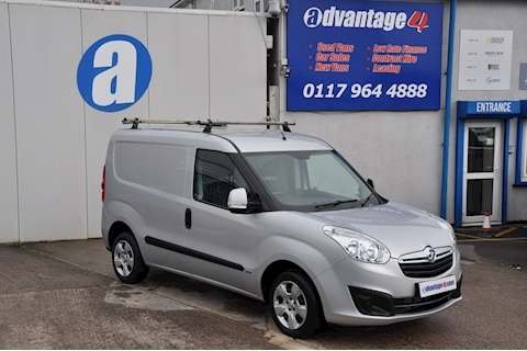 Vauxhall Combo 2000 L1h1 Cdti S/S Sportive