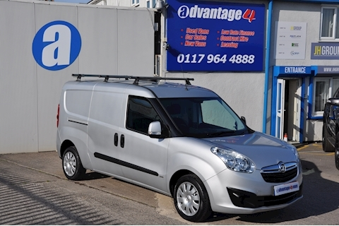 Vauxhall Combo 2300 L2h1 Cdti S/S Sportive