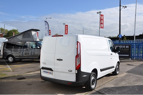 Transit Custom 270 Lr P/V Panel Van 2.2 Manual Diesel