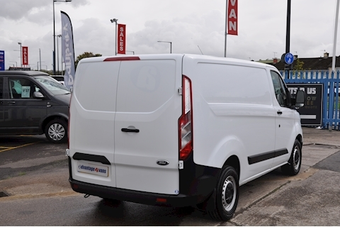 Transit Custom 300 Base P/V L1 H1 Panel Van 2.0 Manual Diesel