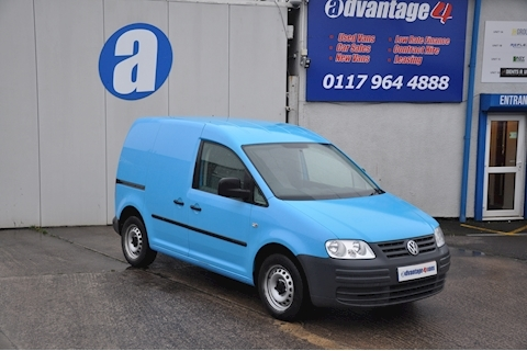 Volkswagen Caddy C20 Plus Sdi
