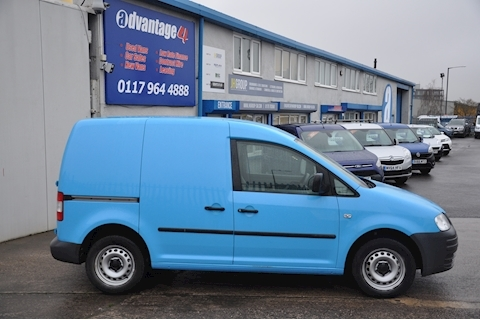 Caddy C20 Plus Sdi Panel Van 2.0 Manual Diesel