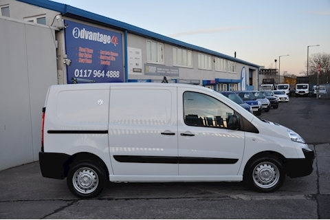 Expert Hdi 1000 L1h1 Professional P/V Panel Van 1.6 Manual Diesel