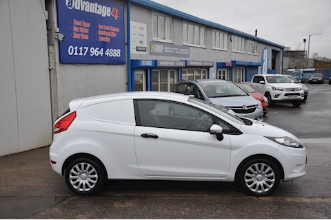 Fiesta Base Tdci Car Derived Van 1.4 Manual Diesel