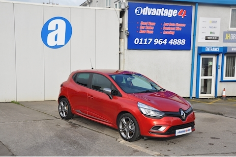 Renault Clio Gt Line Tce