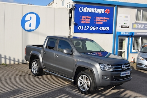 Volkswagen Amarok Dc Highline 4Motion