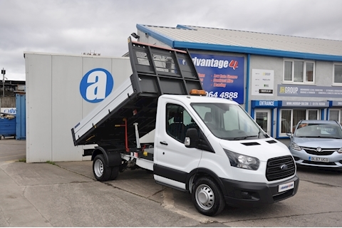 Ford Transit 2.0 350 Ecoblue One Stop Shop Single Cab Tipper L2 H1 EU6 (DRW) (130 ps)