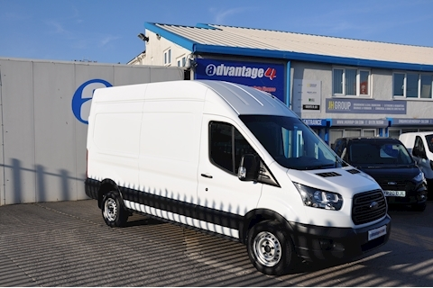 Ford Transit 2.0 350 EcoBlue Panel Van 5dr Diesel Manual RWD L3 H3 EU6 (130 ps)