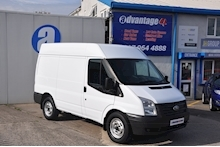 2012 Ford Transit 2.2 TDCi 330 Medium Roof Van 3dr Diesel Manual  (209 g/km, 123 bhp) - Thumb 0
