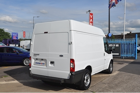 Transit 2.2 TDCi 330 Medium Roof Van 3dr Diesel Manual  (209 g/km, 123 bhp) 2.2 3dr Medium Roof Van Manual Diesel