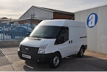 2012 Ford Transit 2.2 TDCi 330 Medium Roof Van 3dr Diesel Manual  (209 g/km, 123 bhp) - Thumb 4