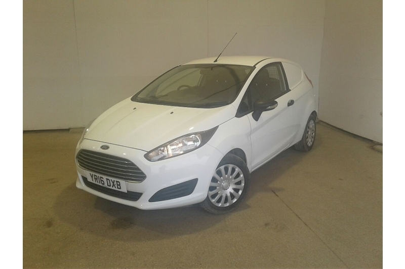 Fiesta 1.5 TDCI Panel Van 3dr Diesel Manual (94 g/km, 74 bhp) 1.5 3dr Panel Van Manual Diesel