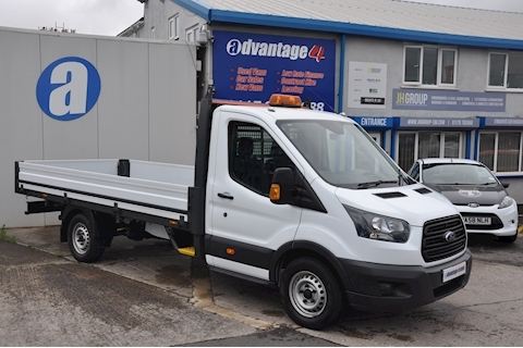 Ford Transit 2.0 350 EcoBlue Chassis Cab 2dr Diesel Manual RWD L4 H1 EU6 (130 ps)