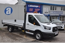 2018 Ford Transit 2.0 350 EcoBlue Chassis Cab 2dr Diesel Manual RWD L4 H1 EU6 (130 ps) - Thumb 0