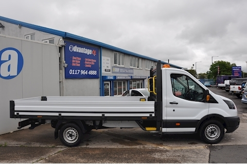 Transit 2.0 350 EcoBlue Chassis Cab 2dr Diesel Manual RWD L4 H1 EU6 (130 ps) 2.0 2dr Chassis Cab Manual Diesel