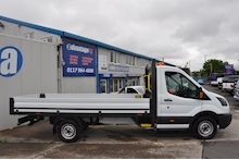 2018 Ford Transit 2.0 350 EcoBlue Chassis Cab 2dr Diesel Manual RWD L4 H1 EU6 (130 ps) - Thumb 1