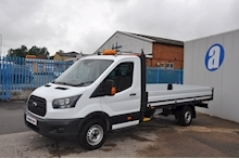 2018 Ford Transit 2.0 350 EcoBlue Chassis Cab 2dr Diesel Manual RWD L4 H1 EU6 (130 ps) - Thumb 4