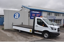 2018 Ford Transit 2.0 350 EcoBlue Chassis Cab 2dr Diesel Manual RWD L4 H1 EU6 (130 ps) - Thumb 6