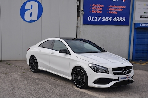 Mercedes-Benz CLA Class AMG Line Night Edition