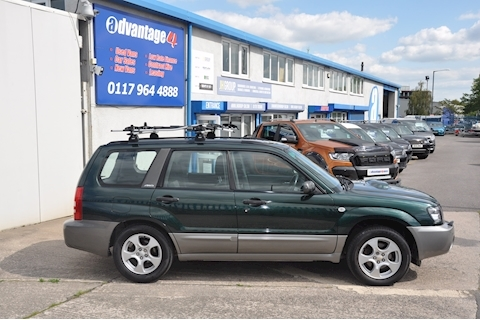 Forester XT 2.0 5dr SUV Automatic Petrol