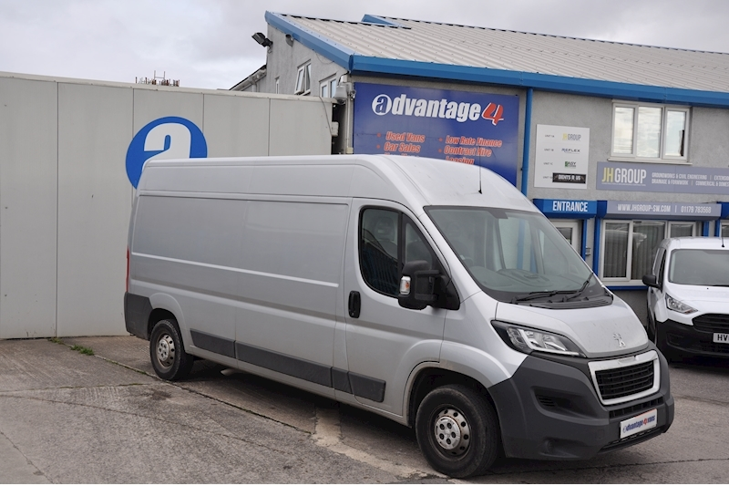 Boxer Professional 2.0 5dr Panel Van Manual Diesel
