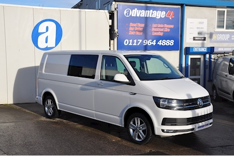 Volkswagen Transporter Highline 4 Motion
