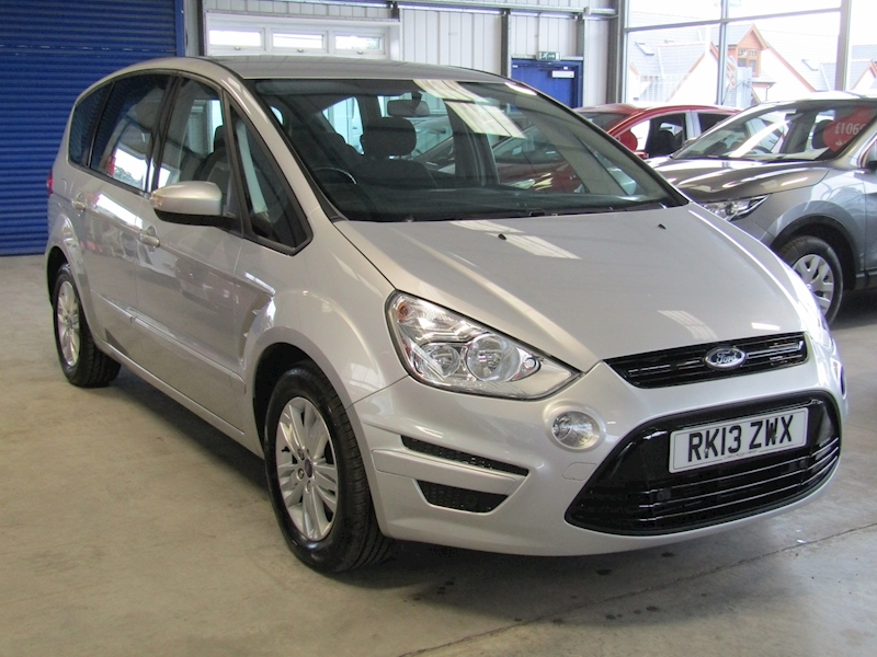 Ford S-Max Zetec Tdci 7 Seater