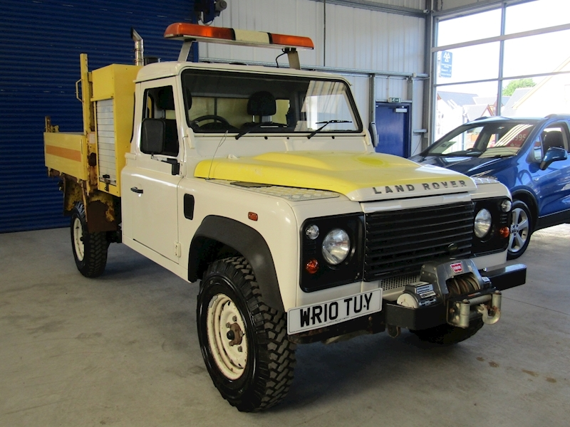 Land Rover Defender 130 Lwb C/C