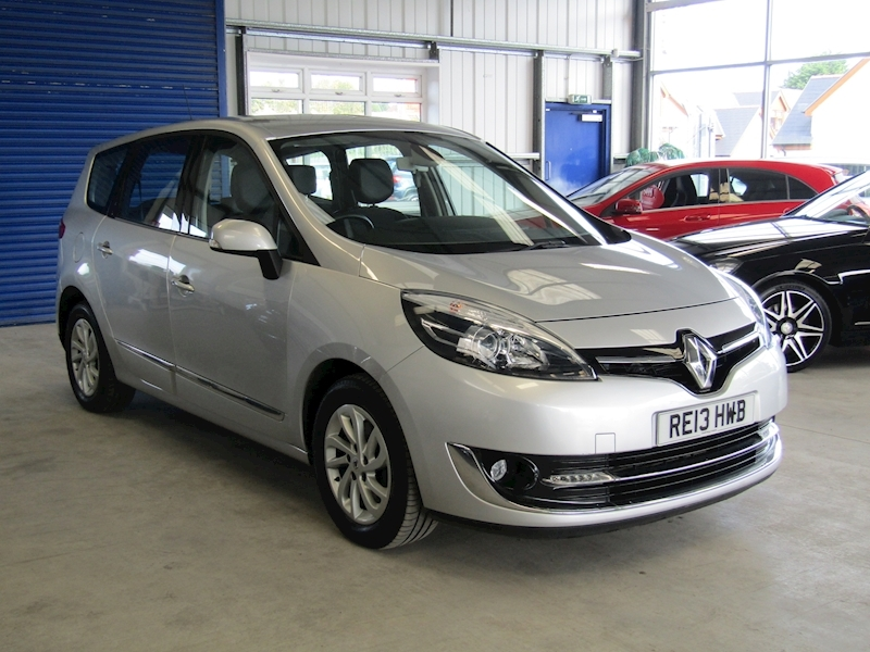 Renault Scenic Grand Dynamique Tomtom Dci Edc 7 Seater