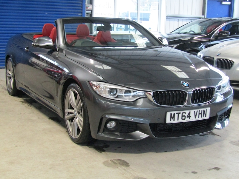 Bmw 4 Series 420D M Sport Immaculate Throughout