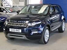 Land Rover Range Rover Evoque in rare Noir Blue Sd4 Pure Tech - Thumb 1