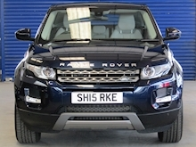 Land Rover Range Rover Evoque in rare Noir Blue Sd4 Pure Tech - Thumb 2