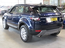 Land Rover Range Rover Evoque in rare Noir Blue Sd4 Pure Tech - Thumb 3