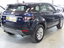 Land Rover Range Rover Evoque in rare Noir Blue Sd4 Pure Tech - Thumb 4