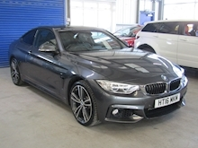 Bmw 4 Series 435D Xdrive M Sport - Thumb 0