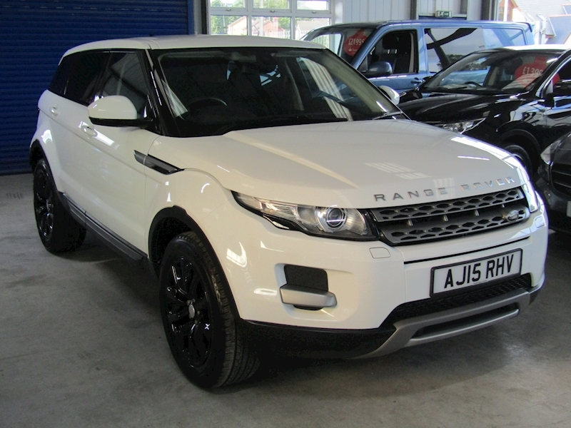 Land Rover Range Rover Evoque Ed4 Pure Tech