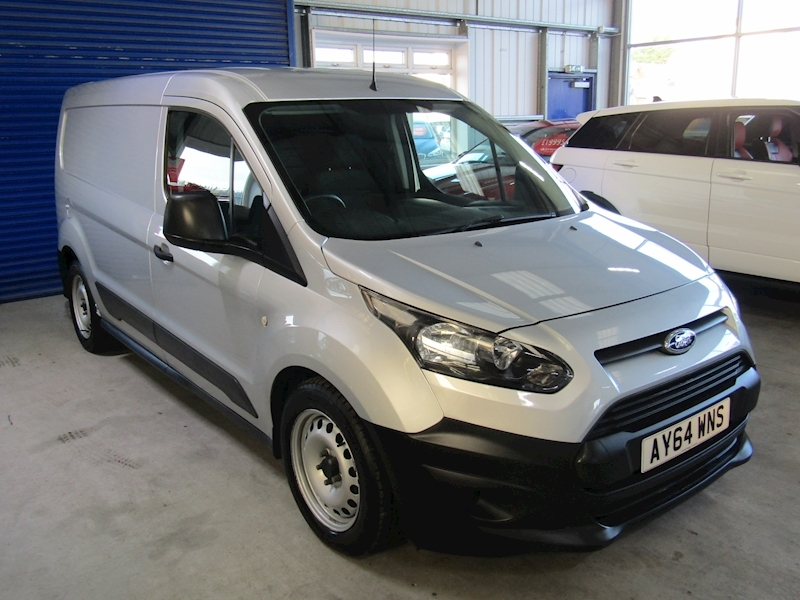 Ford Transit Connect 210 Econetic P/V