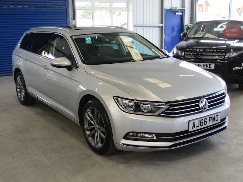 Volkswagen Passat Gt Tdi Bluemotion Technology