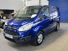 Ford Transit Custom 290 Limited Lr P/V - Thumb 1
