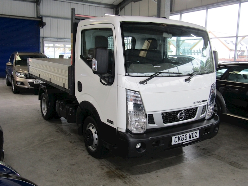 Nissan Nt400 Cabstar Dci 35.14 Tipper