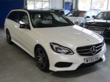 Mercedes-Benz E Class E350 Bluetec Amg Night Edition Premium Panoramic Roof - Thumb 0