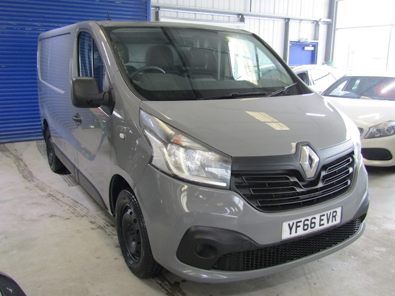 Renault Trafic Sl27 Business Plus Dci