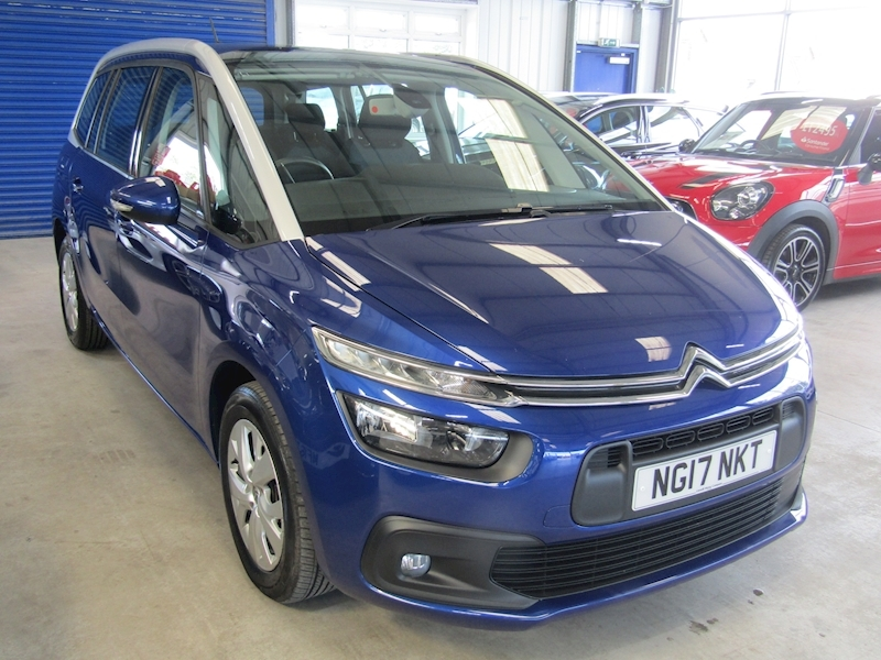 Citroen C4 Picasso Grand Bluehdi Touch Edition S/S Eat6