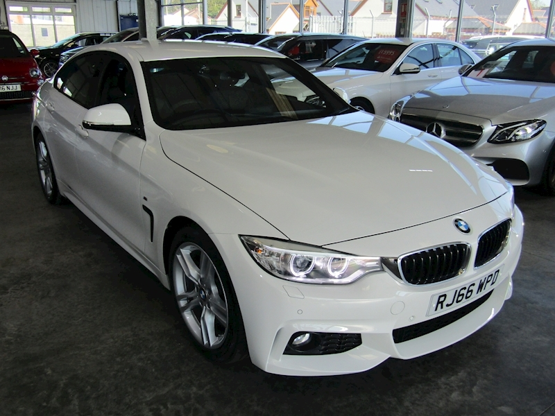BMW 4 Series Gran Coupe 420d M Sport Gran Coupe