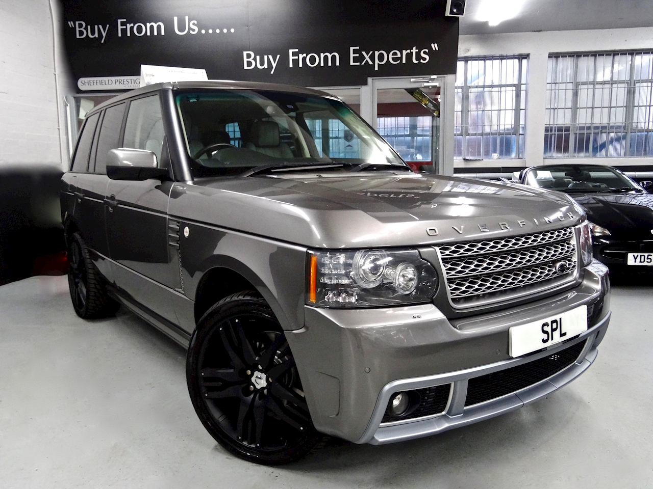Used Land Rover Range Rover Overfinch Tdv8 Vogue 2009 Sheffield