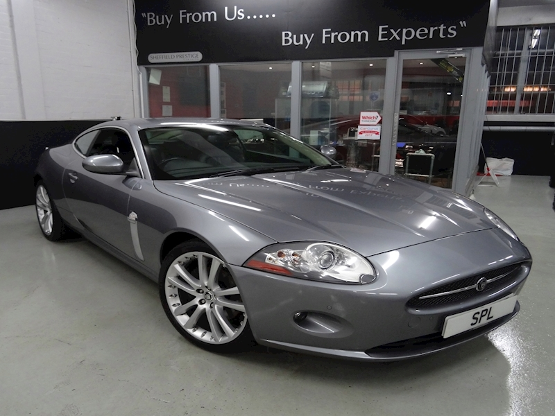 Jaguar/Daimler Xk Coupe 2006 - Large 5