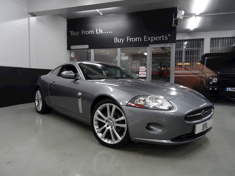 Jaguar/Daimler Xk Coupe 2006 - Large 1